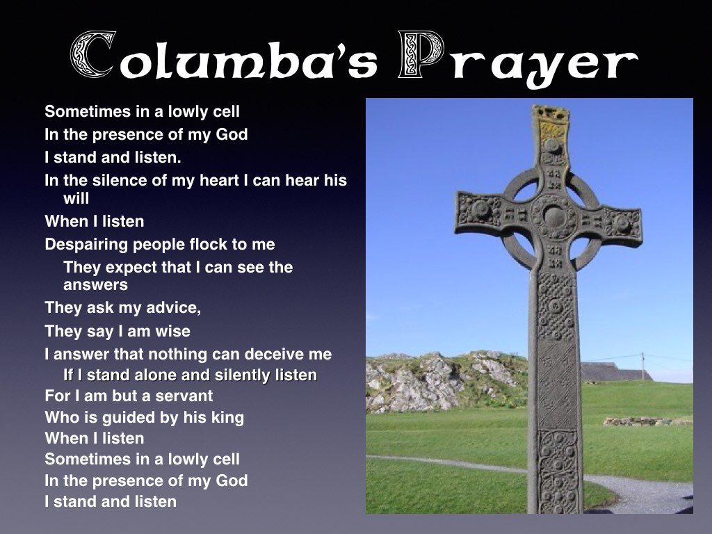 Columba's prayer.001
