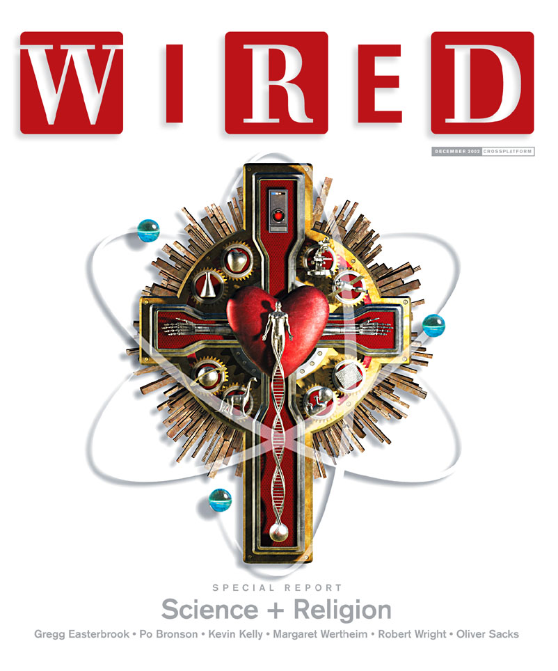 wired cross