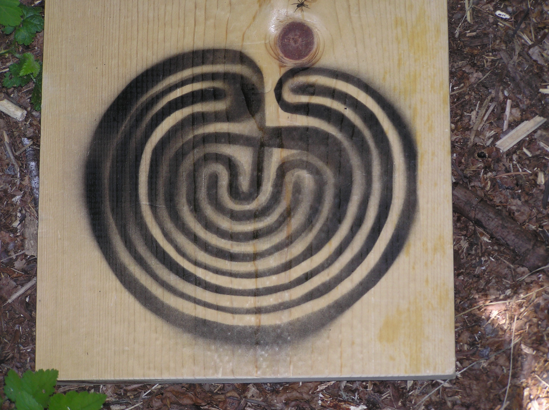 finger labyrinth