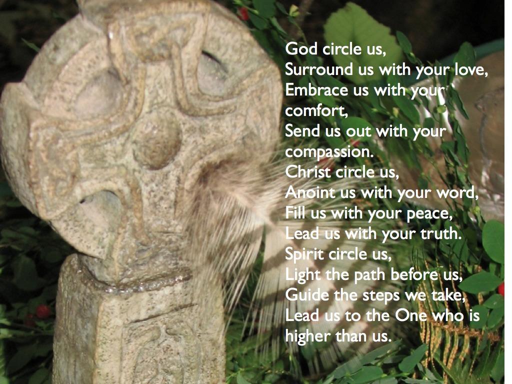 God circle us