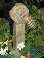 Celtic cross - small