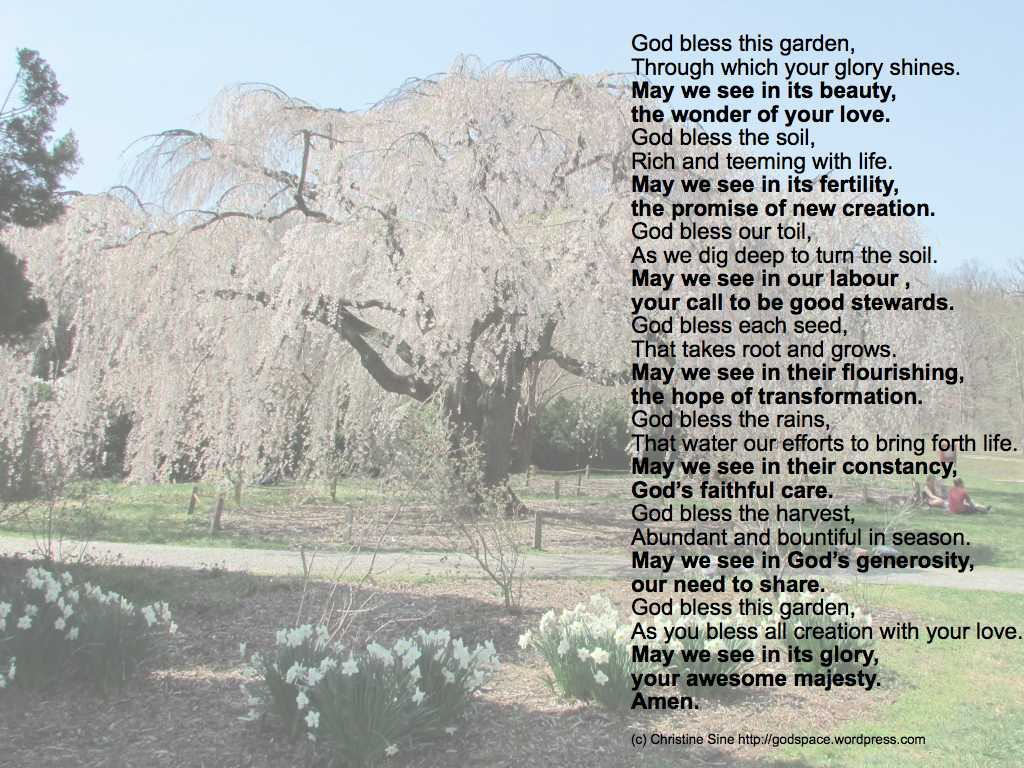 Garden blessing 2013.001