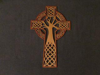 Celtic cross Mayne Island