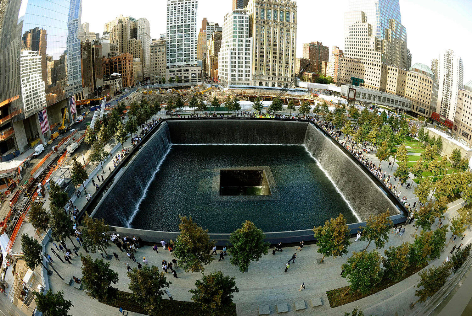 National-9-11-Memorial-WideAngle-Sept-2011