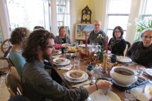 Food and faith Steering committee