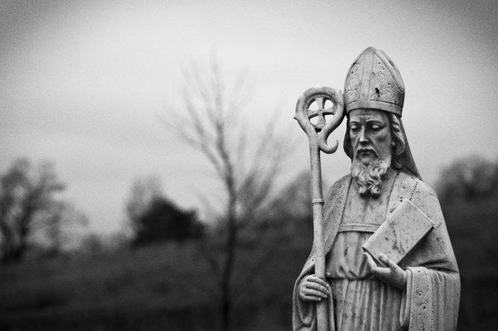 St Patrick via StepsofJustice.come