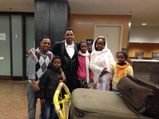 yemane-family