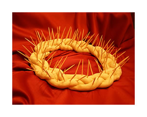 Crown of Thorns bread