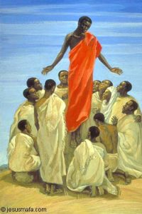 Ascension - Jesusmafa