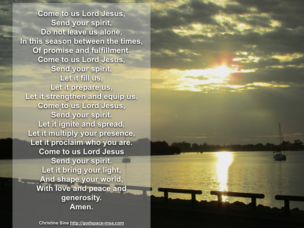 Come to Us Lord Jesus.001