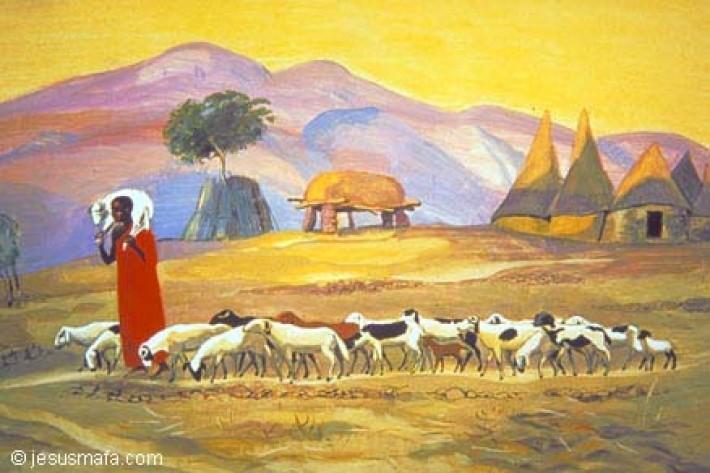 Good Shepherd Jesusmafa.com