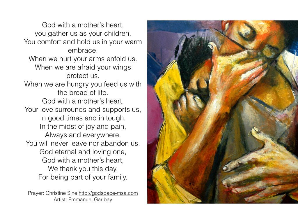 Monday Meditations - mother heart.001