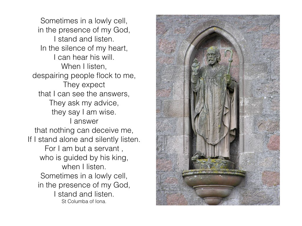St Columba's prayer.001