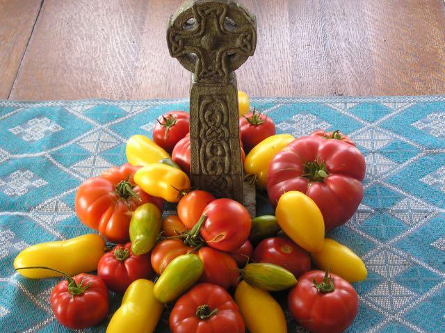 Tomato theology