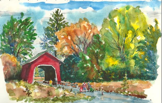 2015 covered bridge corvallis
