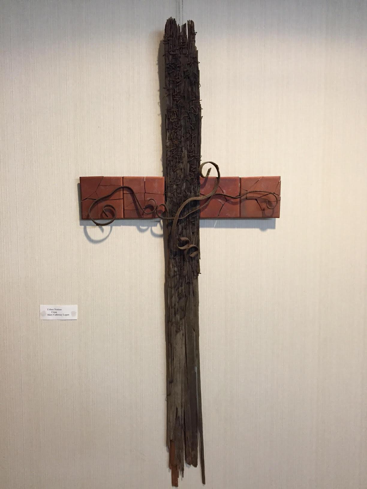Cross at Columbia Theological Seminary