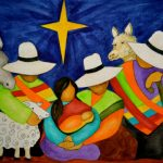 Peruvian Nativity by Marcia Carole