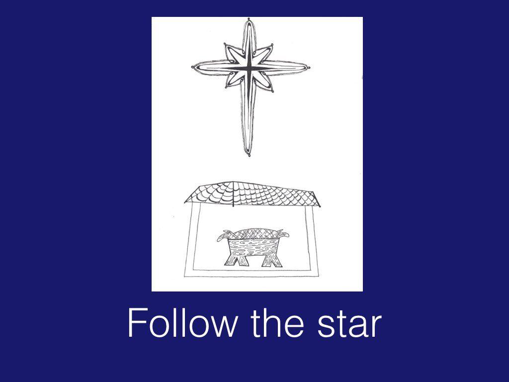Follow the star.001