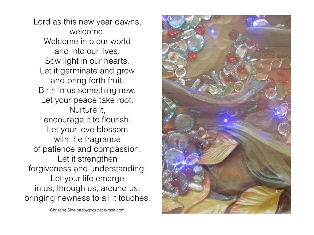 New year's prayer.001