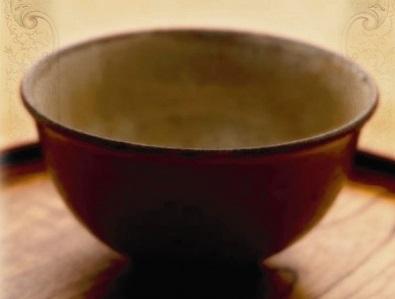 empty bowl - lynne baab
