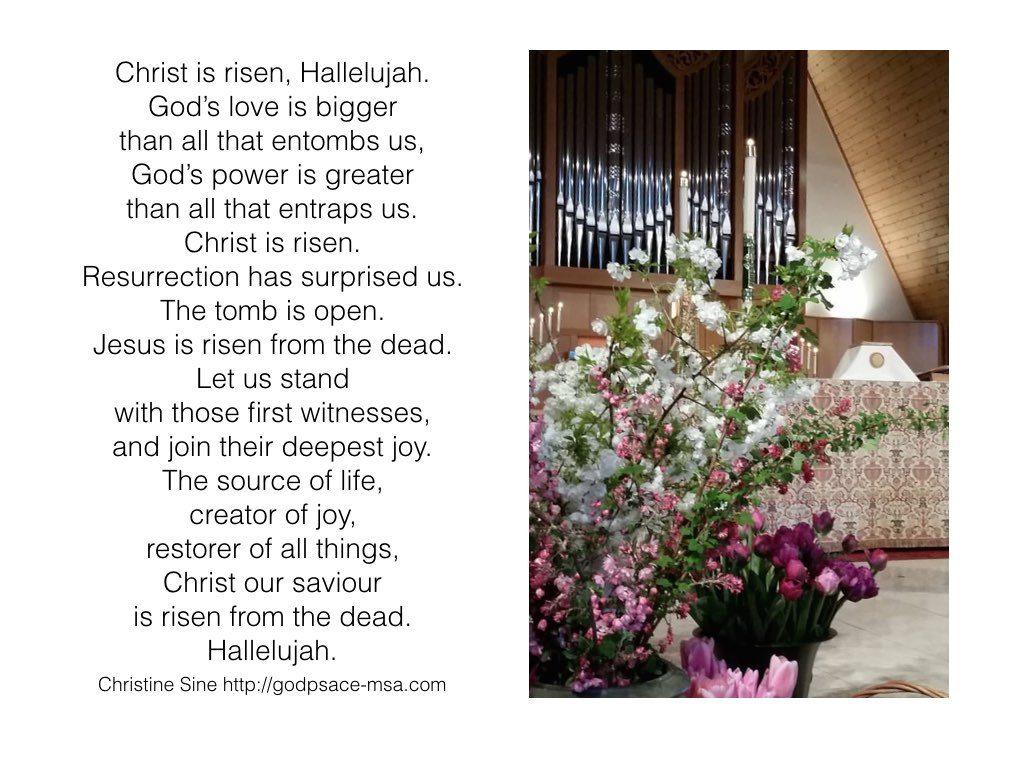 Christ is risen.001