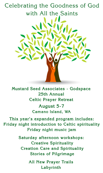 Celtic Prayer Retreat - 2016