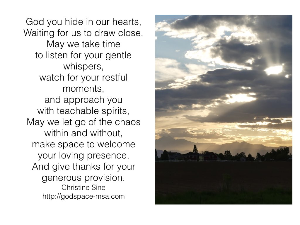 God you hide in our hearts.001