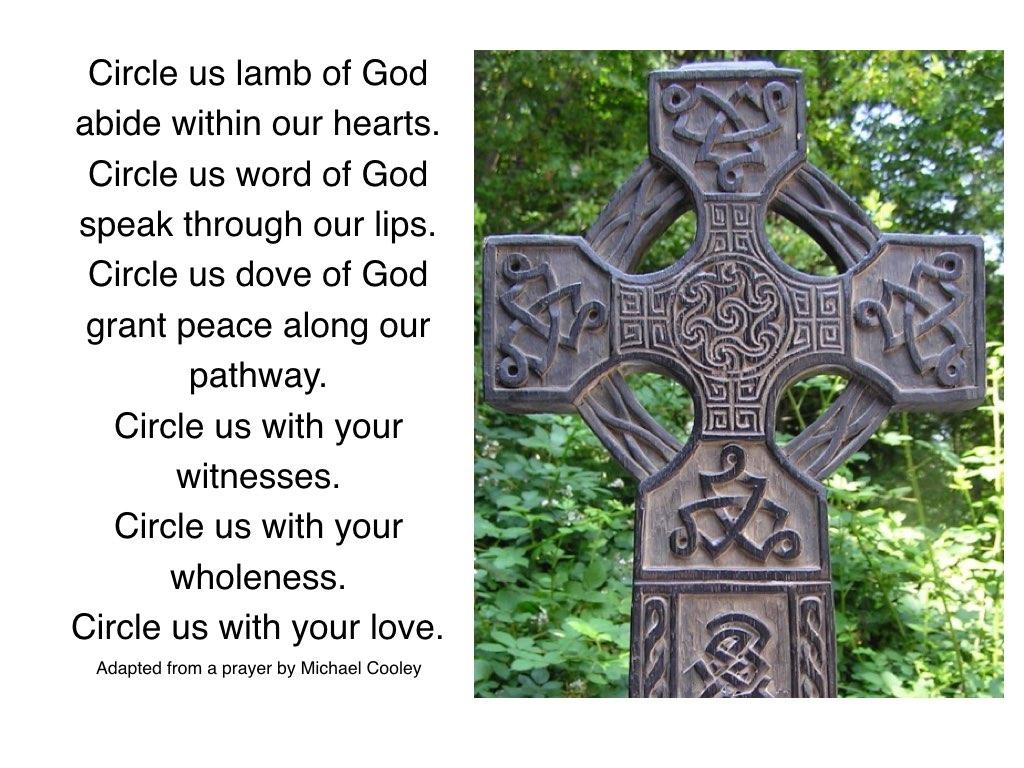 Circle us lamb of God.001