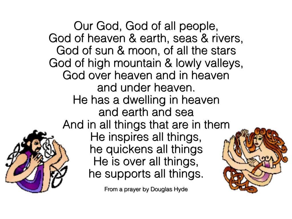 God of all heaven.001