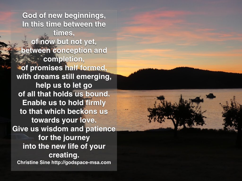 God of new beginnings.001