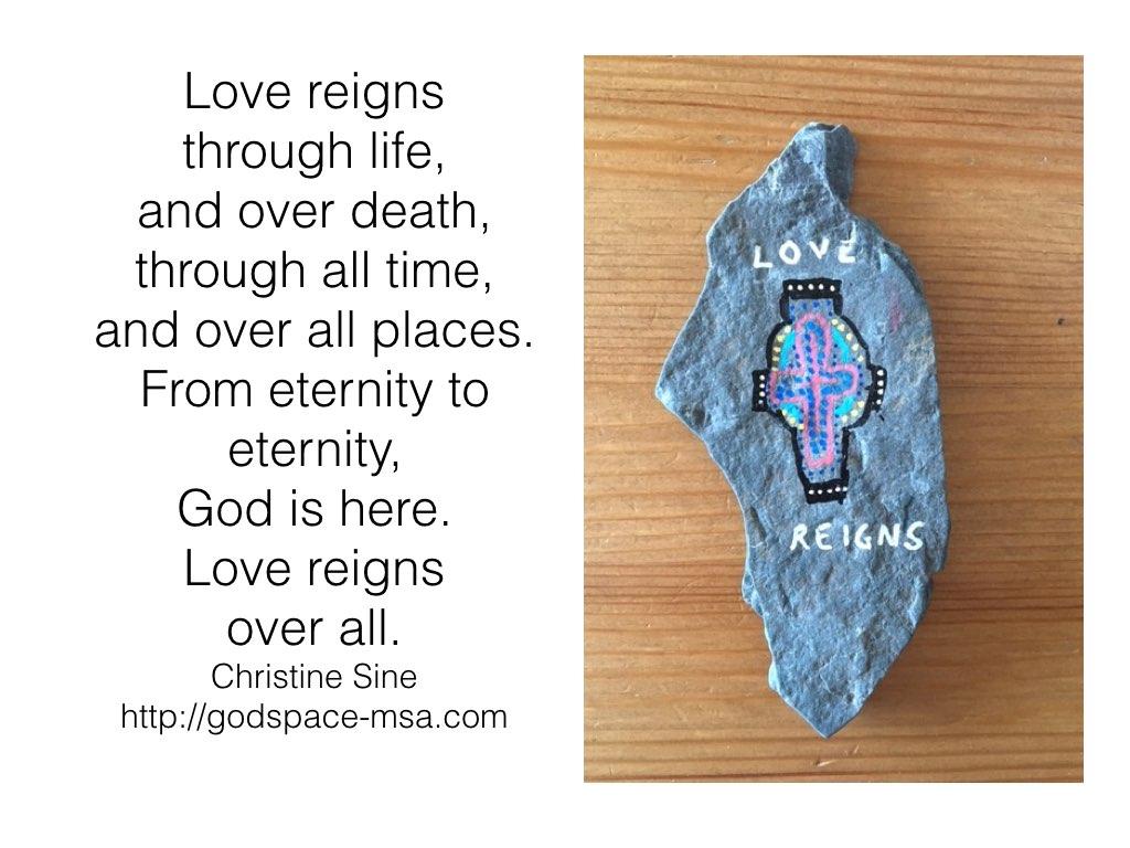Love reighs .001