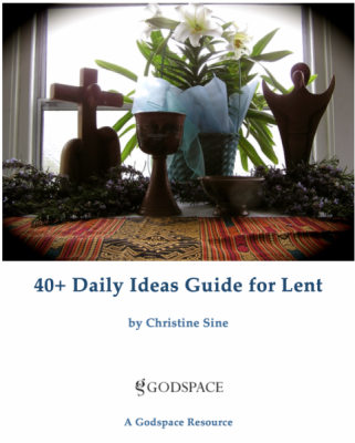 40 Daily Ideas Guide for Lent