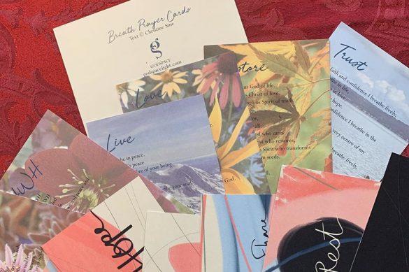 Breath Prayer Cards