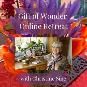 Gift of Wonder Online Retreat