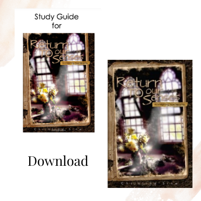 return to our senses book and study guide download