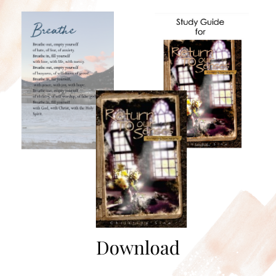 return to our senses book study guide breath cards download