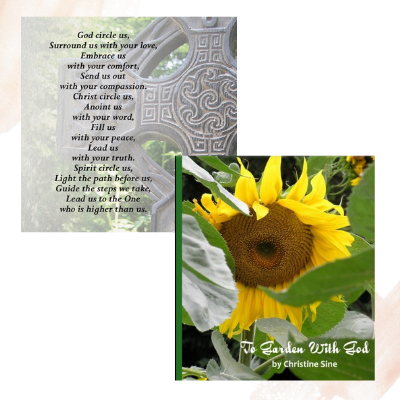 To Garden with God and Celtic cards