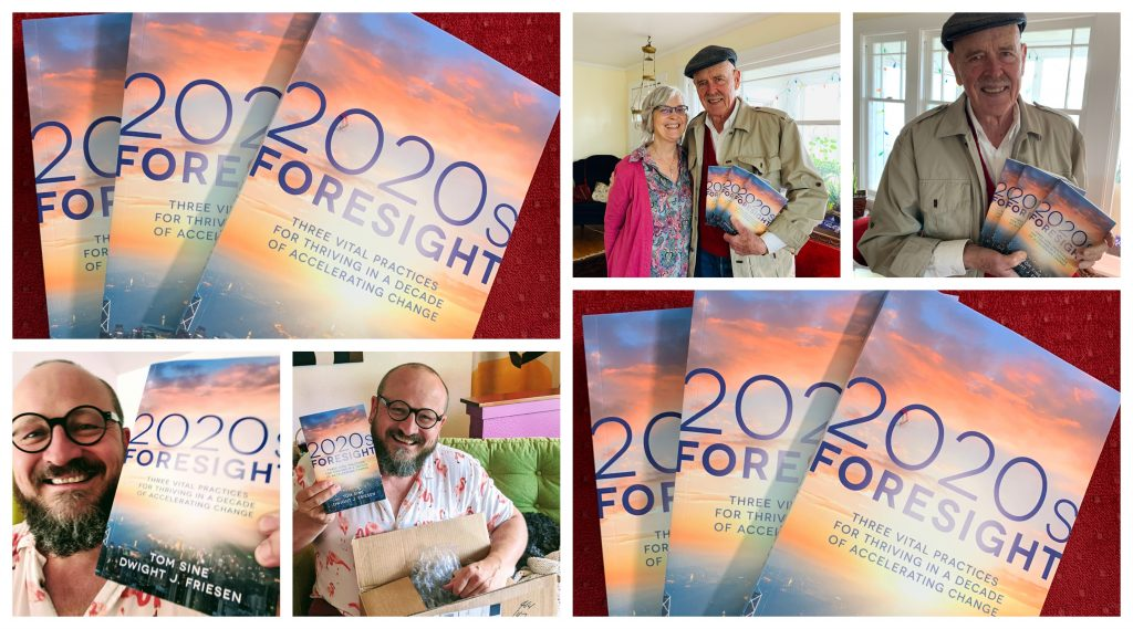 2020s Foresight book promo
