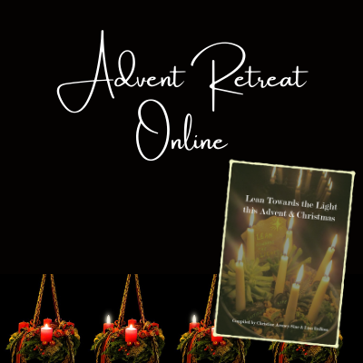 Advent retreat online image