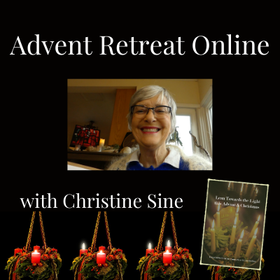 Advent retreat online