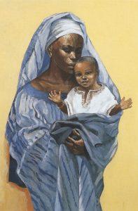 Mary and Jesus MAFA