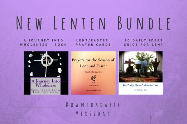 New Lenten Bundle