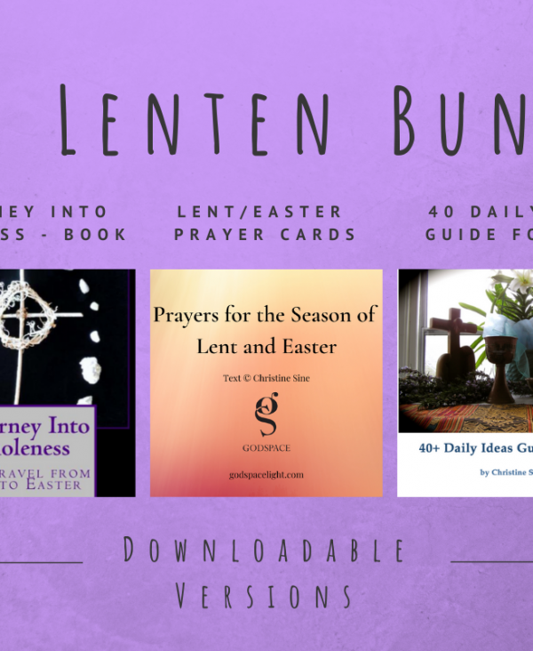 New Lenten Bundle