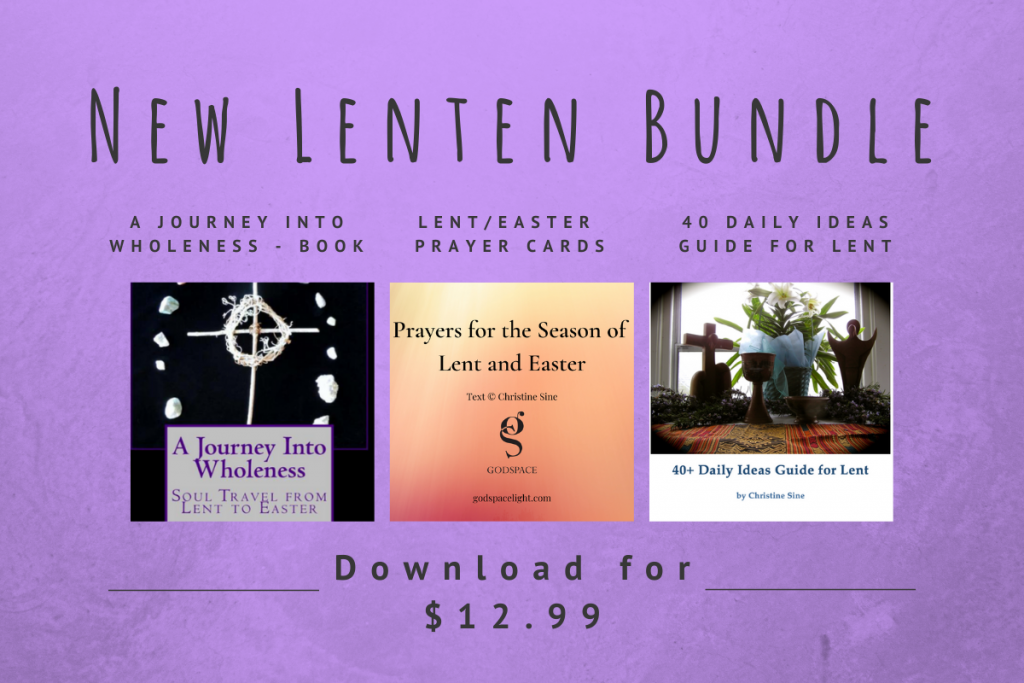 New lenten bundle with price 1