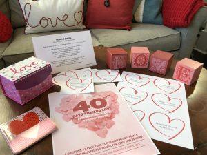 40Days toward Love