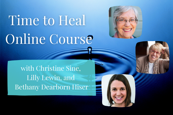 Time to Heal Online Course 1