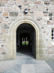 doorway stoneway