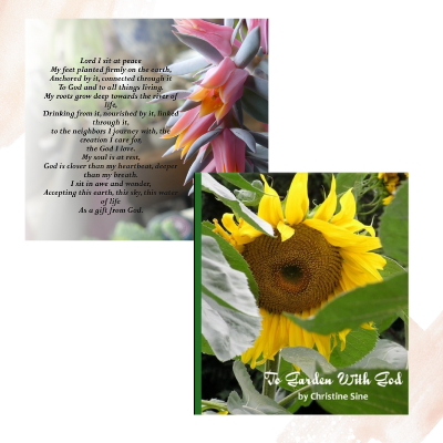 To Garden with God and Gift of Wonder cards