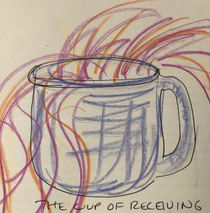 cup of receiving