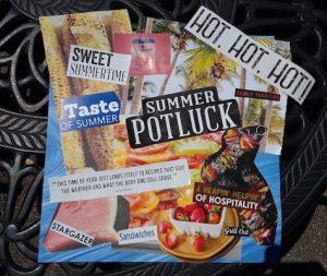 Lisas summer collage